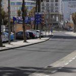 A vírus miatt Tel-Aviv utcái teljesen kiürültek