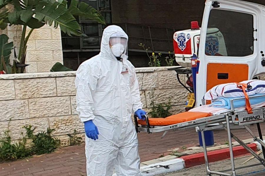 Negyvenhatra emelkedett a koronavírusban elhunytak száma Izraelben