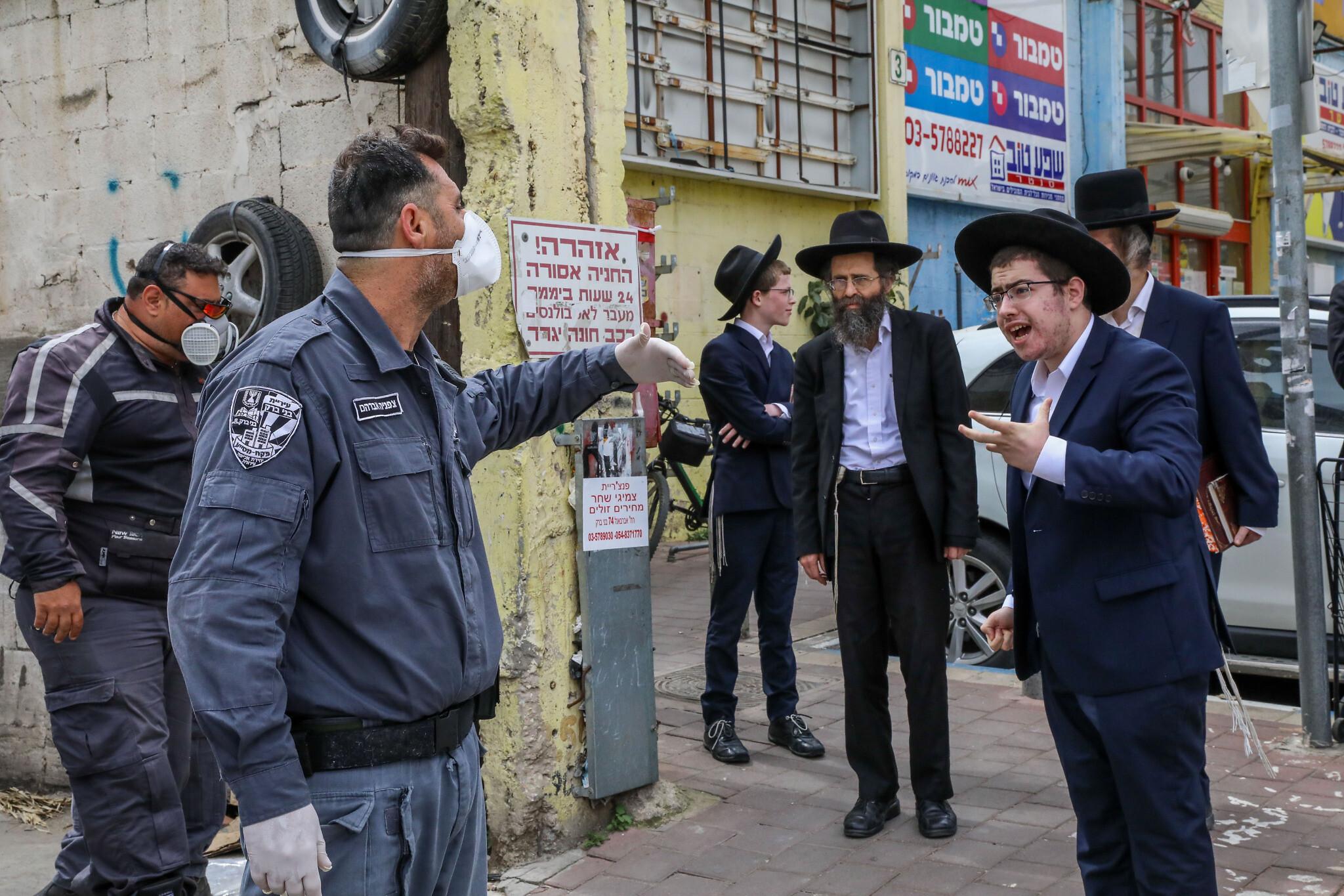 Jóváhagyták a korlátozó intézkedéseket Bnei Brakra
