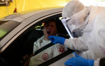 Koronavírus: Egy új izraeli találmány leheletből is ki tudja mutatni, ha valaki megfertőződött