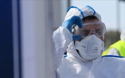 Kétszázhatvanöt új vírus fertőzöttet regisztráltak Izraelben