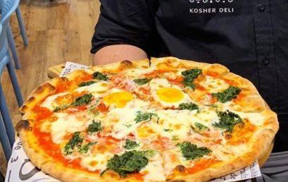 Kosher Deli: Ismét lehet finom pizzákat és tésztákat fogyasztani