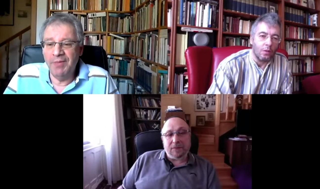 E-rabbi: Zsidó ünnepekről nem túl ünnepélyesen (Videóval)