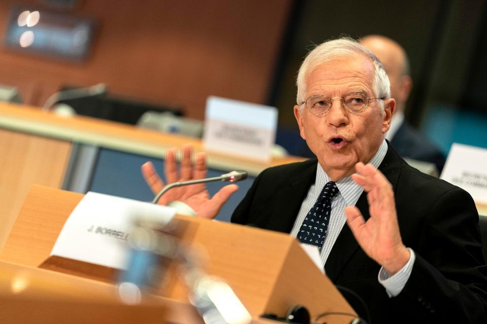 Az Európai Unió nem ismeri el Izrael fennhatóságát a ciszjordániai területek felett