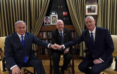 Netanjahu és Gantz aláírta a megállapodást, egységkormány alakul Izraelben