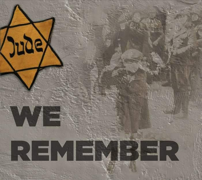 Emlékezzünk a Soá áldozataira!