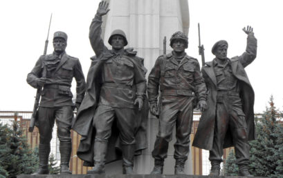 A Győzelem Napja – 75 éve fejeződött be a Második Világháború az európai kontinensen – Mester Tamás BZSH elnök ünnepi gondolatai
