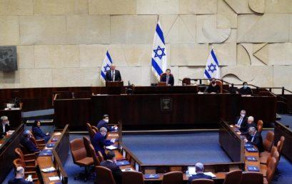 Letette az esküt a Netanjahu-Gantz kormány