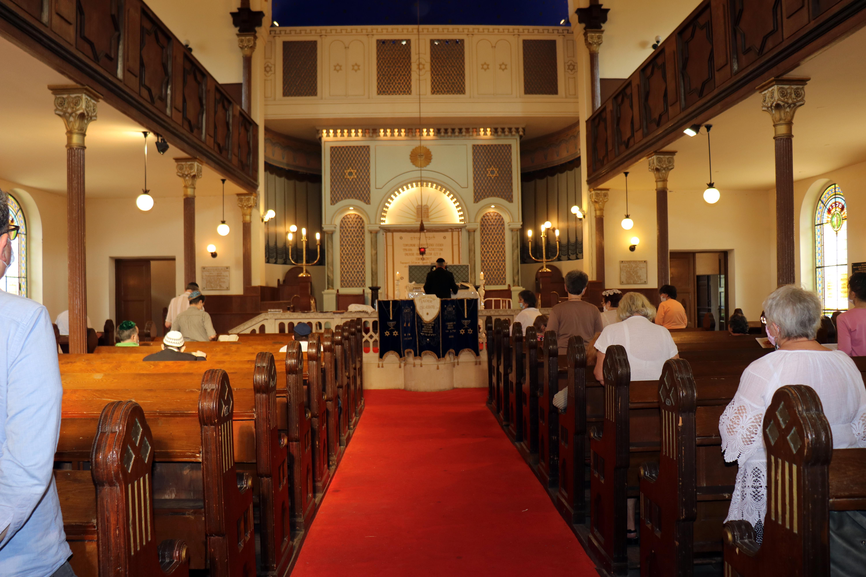 Újpesten is újraindult a vallási élet