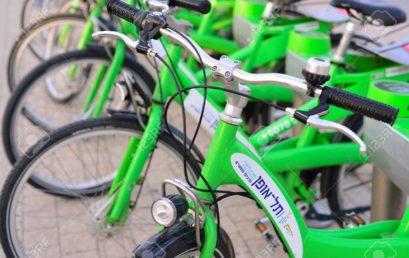 Ingyenes kerékpárokkal próbálják fellendíteni a turizmust Tel-Avivban