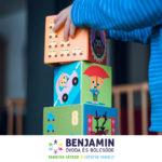 Elindult a Benjamin Óvoda új honlapja