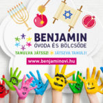 Angol-magyar kétnyelvű csoport indul a Benjamin óvodában