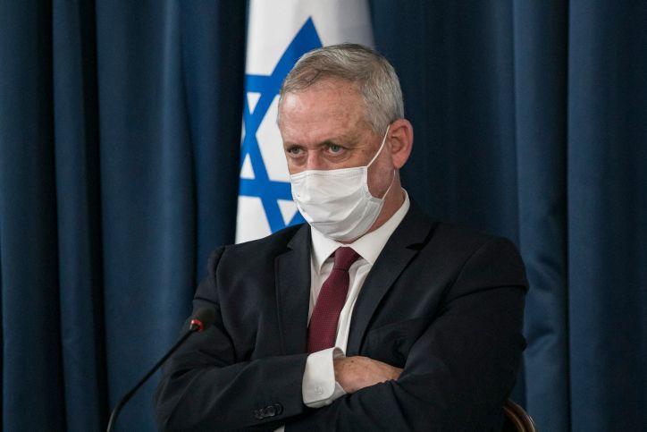 Gantz nem lesz miniszterelnök a következő érában