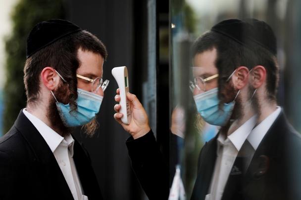 Tovább emelkedik a koronavírusos megbetegedések száma Izraelben