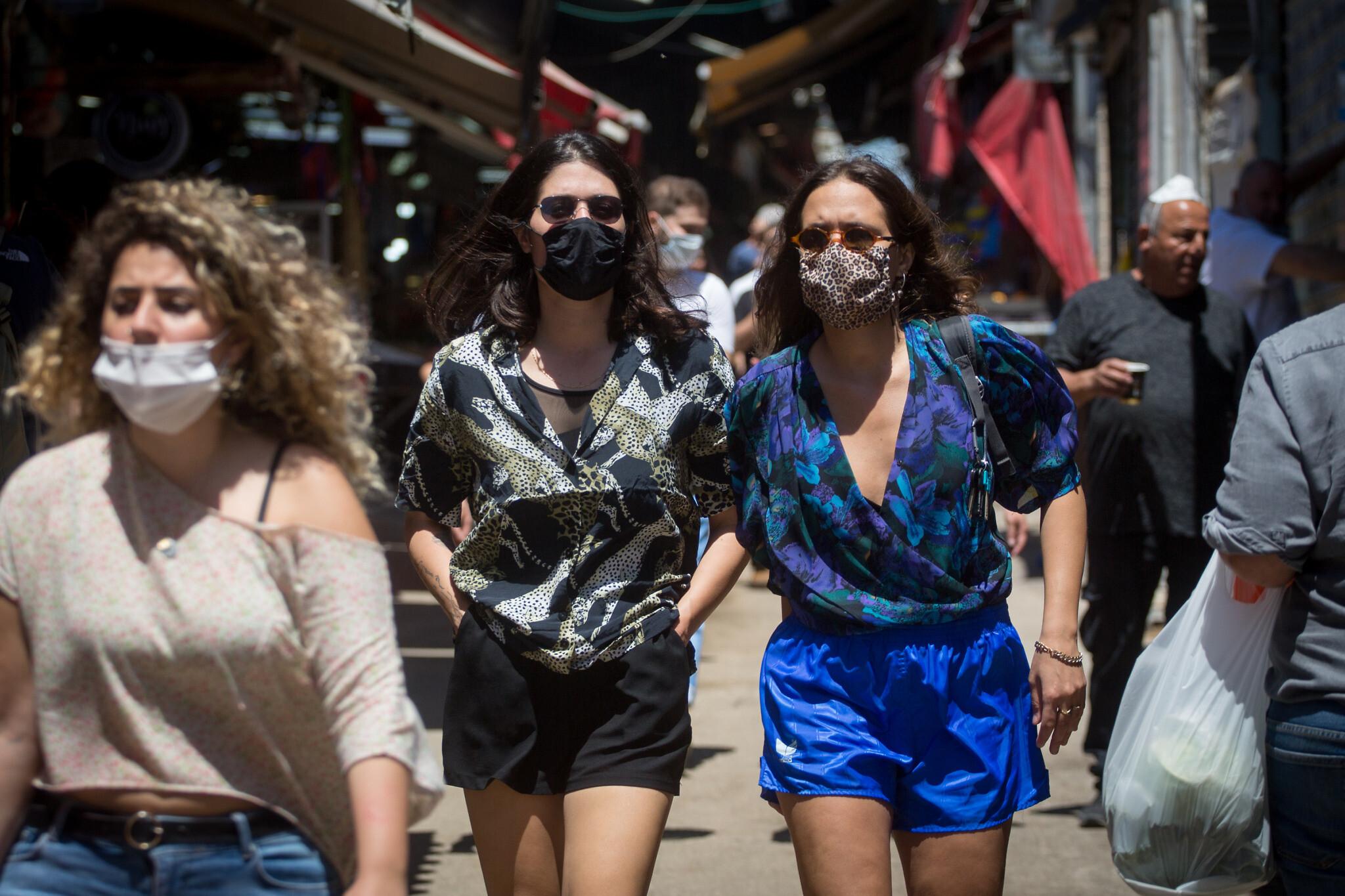 A koronavírus terjedése miatt veszélyhelyzetet hirdettek Izraelben