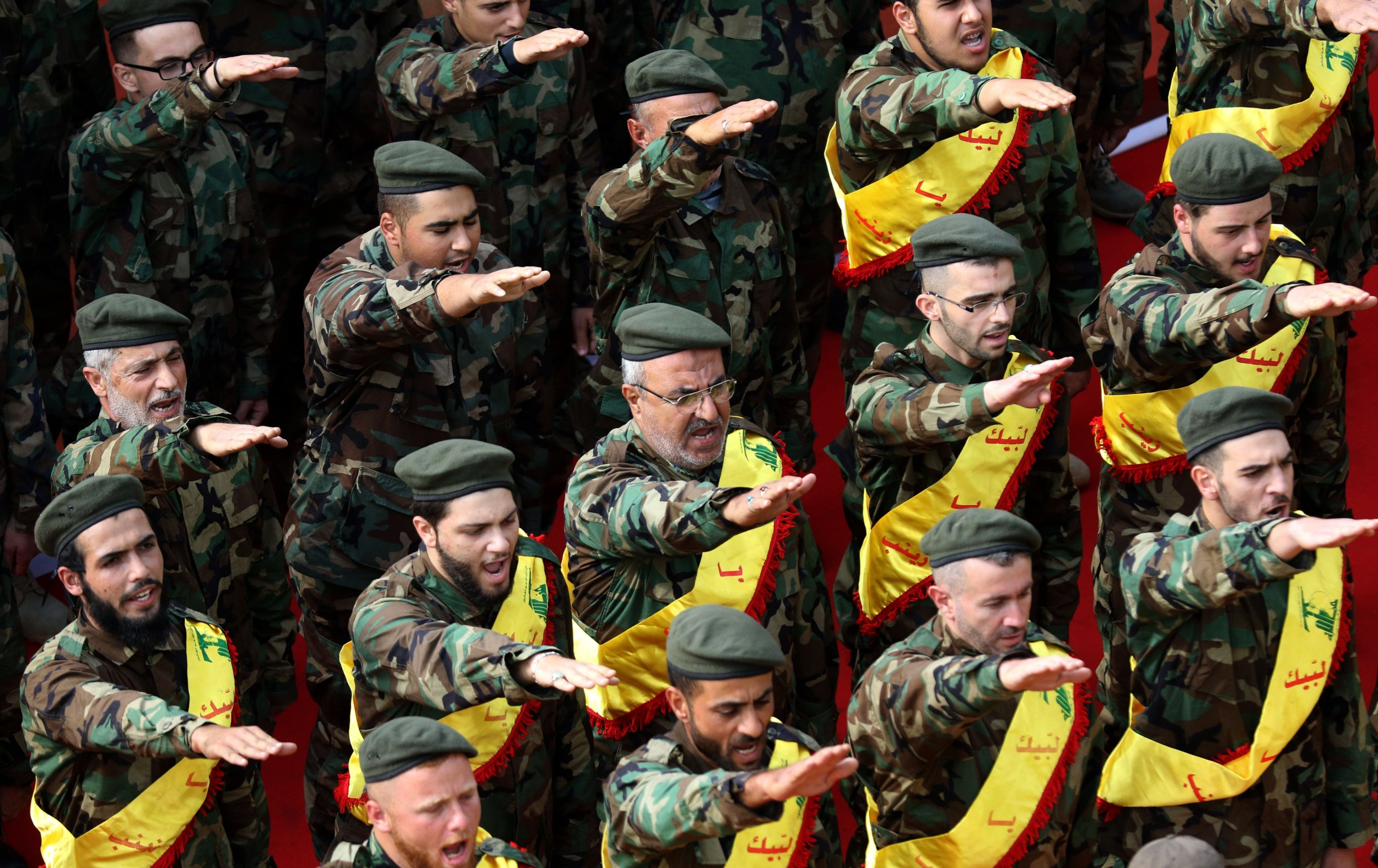 Terrorszervezetnek nyilváníttatnák a Hezbollahot