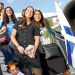 Ötven százalékkal csökkent a bevándorlók száma Izraelben