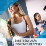 Érettségi után szakképesítés ingyen a BZSH Külker Gimijében!