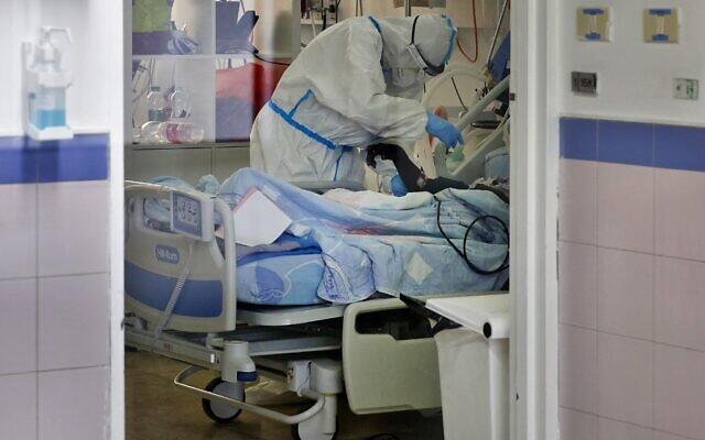 Koronavírus: Egy nap alatt hatvanegyen hunytak el Izraelben