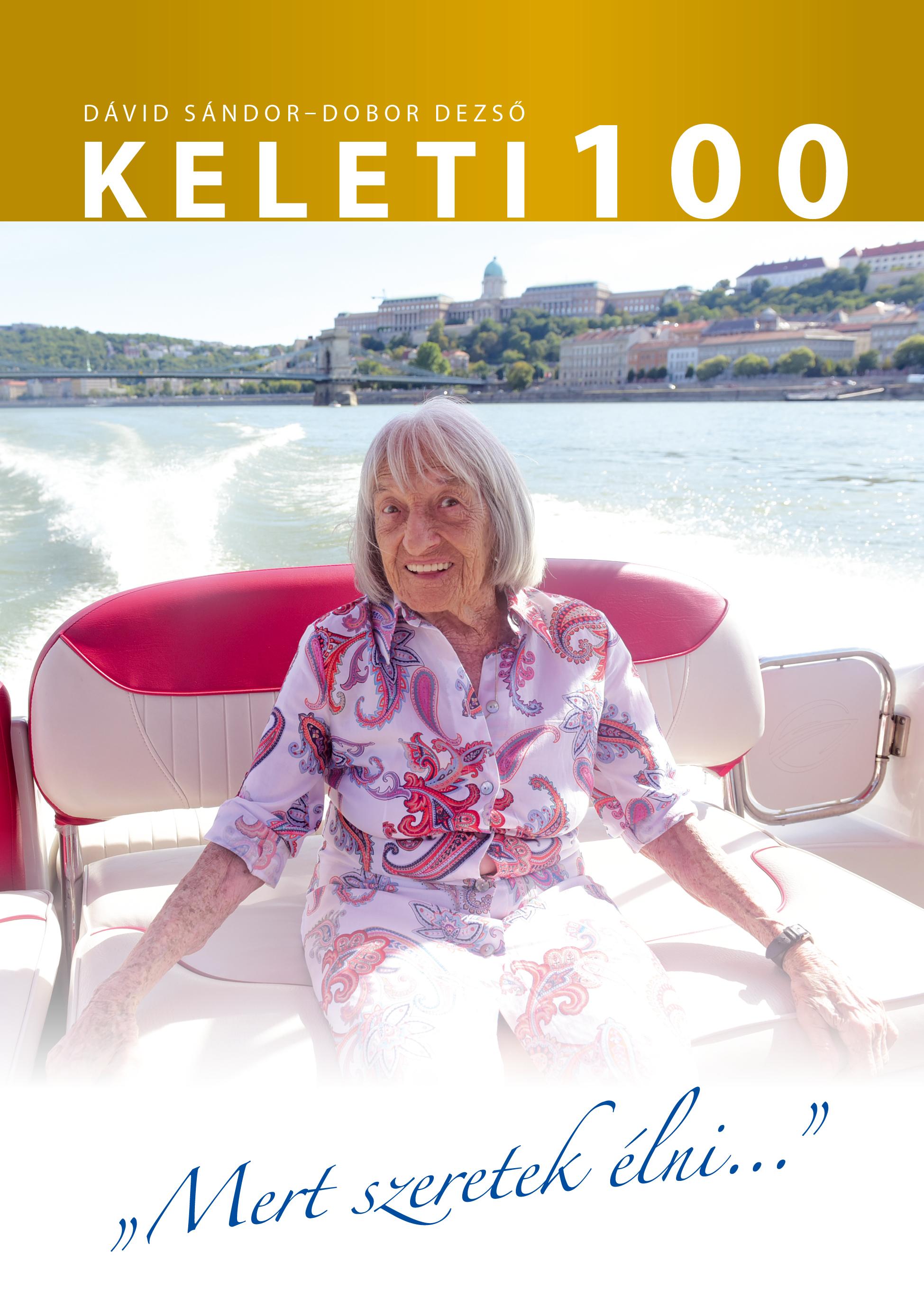 Keleti100: Jótékony dedikált könyv vásár a  Keren Hayesodnál