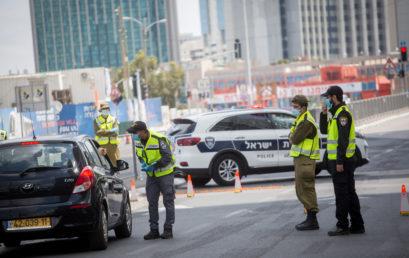 Péntek reggelig meghosszabbították az országos zárlatot Izraelben