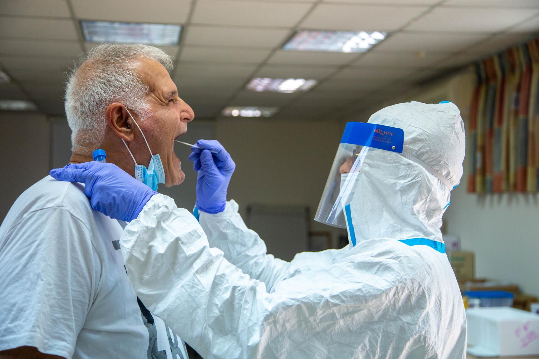 Megjelent a koronavírus brazil és chilei variánsa Izraelben
