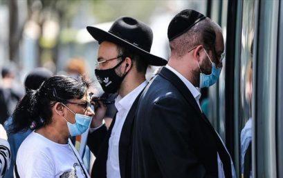 Izrael lassan szembenéz a koronavírus járvány harmadik hullámával