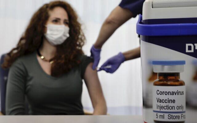 Izrael lakosságának tíz százaléka már megkapta az első dózist a koronavírus elleni vakcinából
