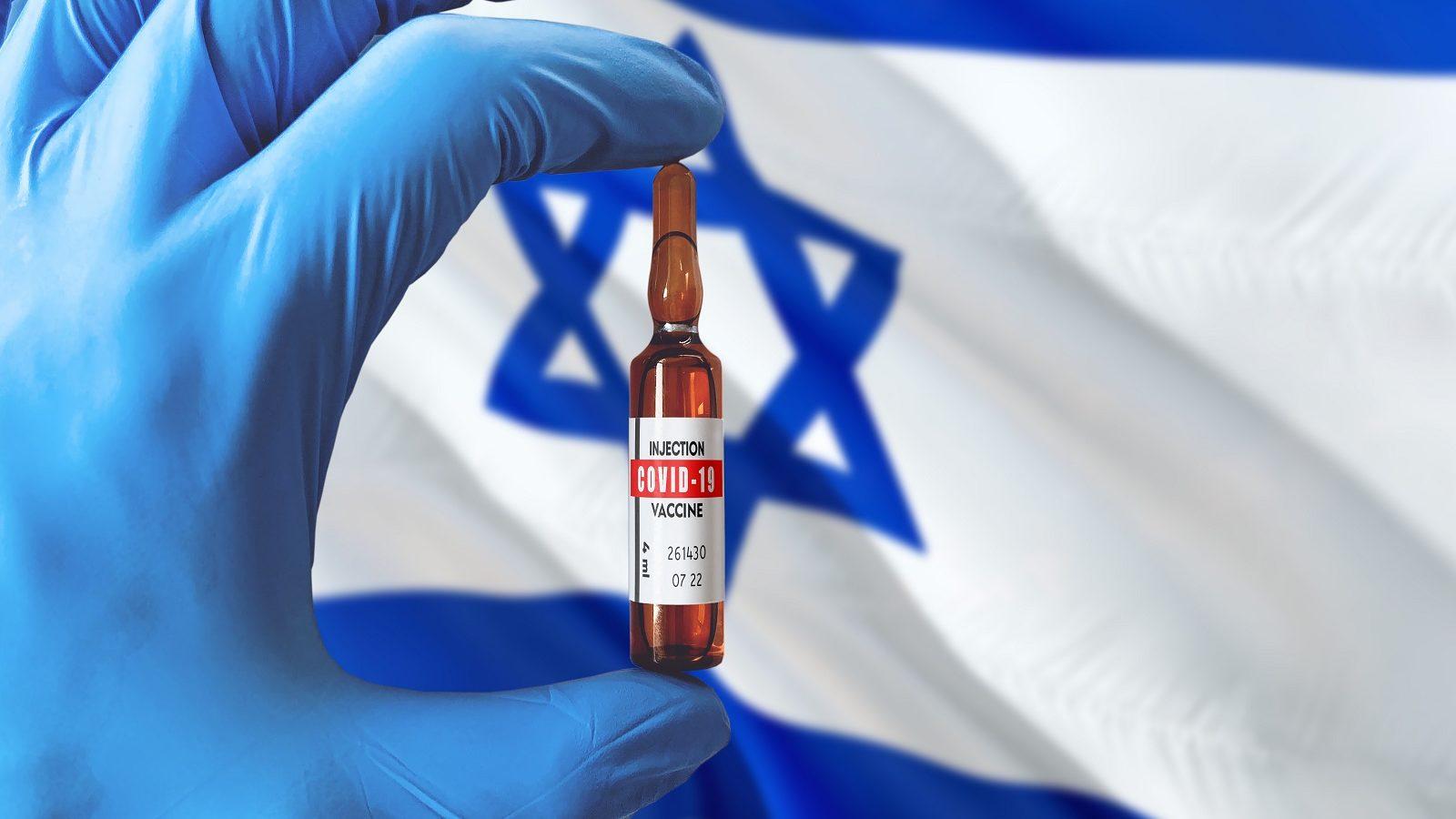 Izrael továbbra is vezető helyen áll a beadott koronavírus oltások tekintetében