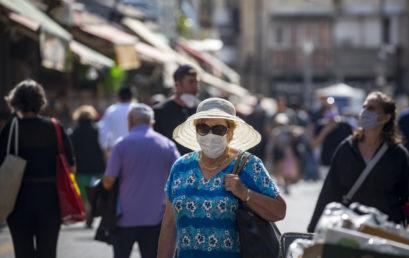 Június 15-től eltörölhetik a maszkviselésre vonatkozó rendeletet Izraelben