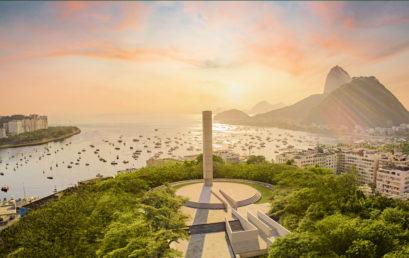 Húsz méter magas holokauszt-emlékművet adtak át Rióban