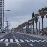 Kétezer rendőr felügyeli a zárlatot szilveszterkor Izraelben