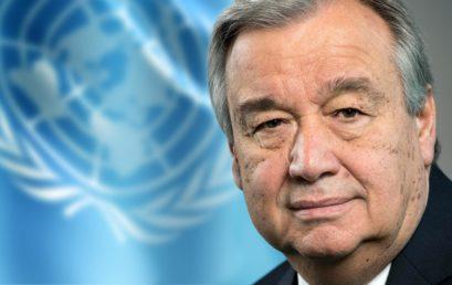 Az ENSZ főtitkára a neonácik visszaszorítására szólított fel a holokauszt nemzetközi emléknapján