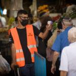 A beoltott izraeliek hat hónapra kapják meg a zöld útlevelet