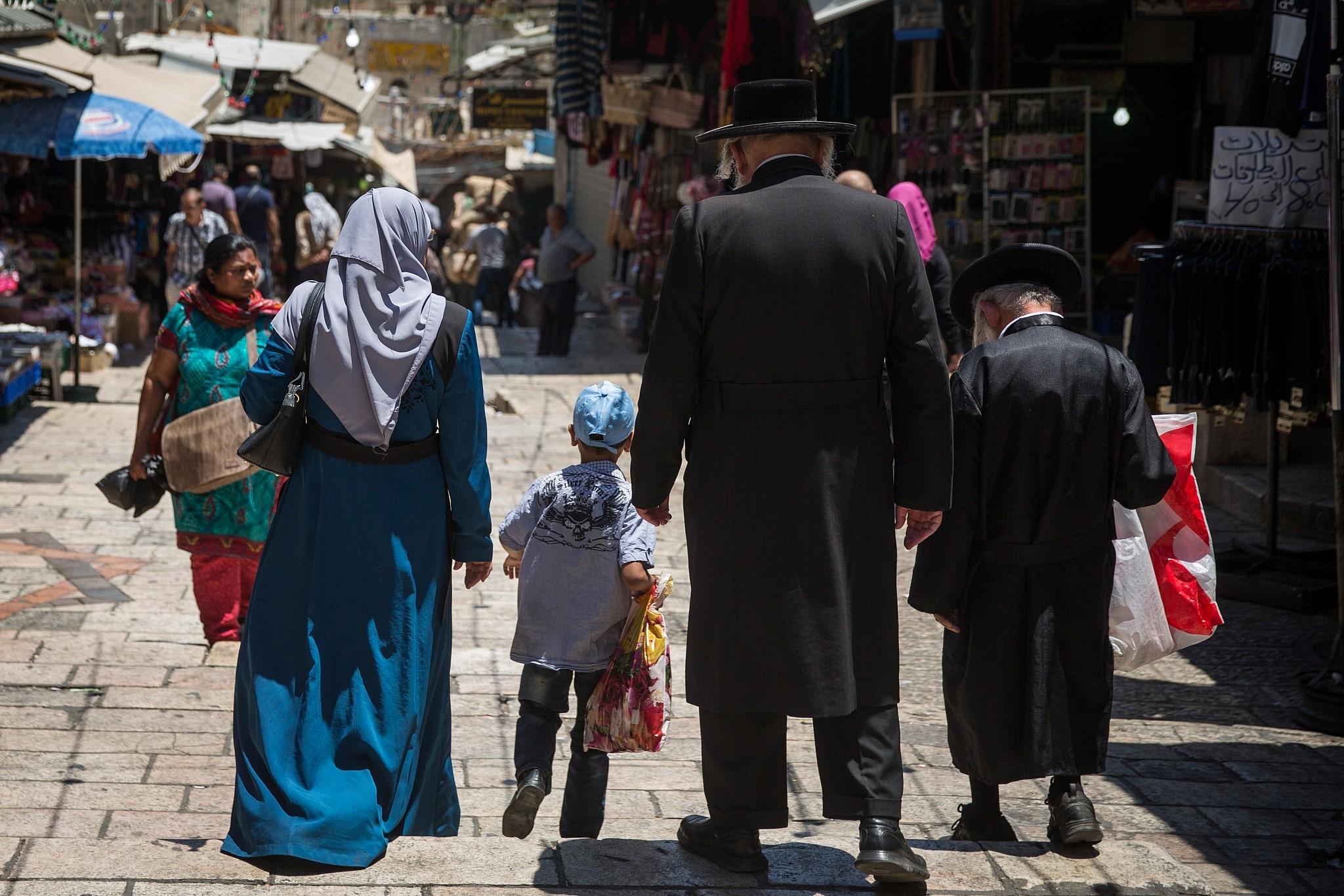 Csökkent Izrael zsidó lakosságának száma