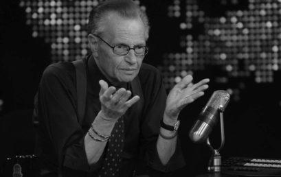 Elhunyt a legendás tévés, Larry King
