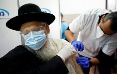 Koronavírus: Izrael oltja be a világon a leggyorsabban a lakosságát