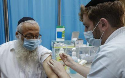 Jelentős javulást várnak a járványügyi adatokban az oltások nyomán Izraelben