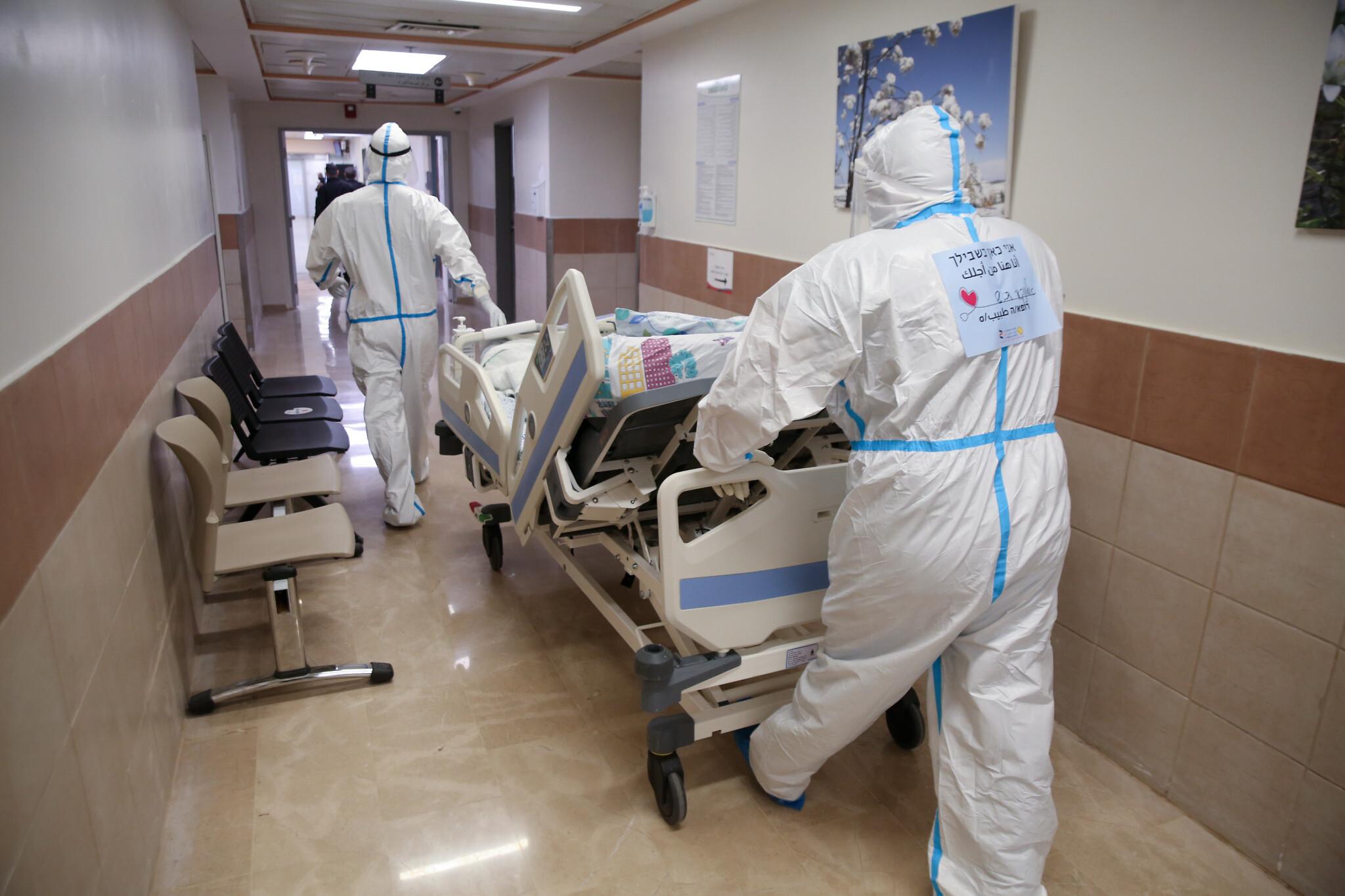 Változott a trend – már több hatvan évnél fiatalabb izraeli van kórházban, mint idősebb