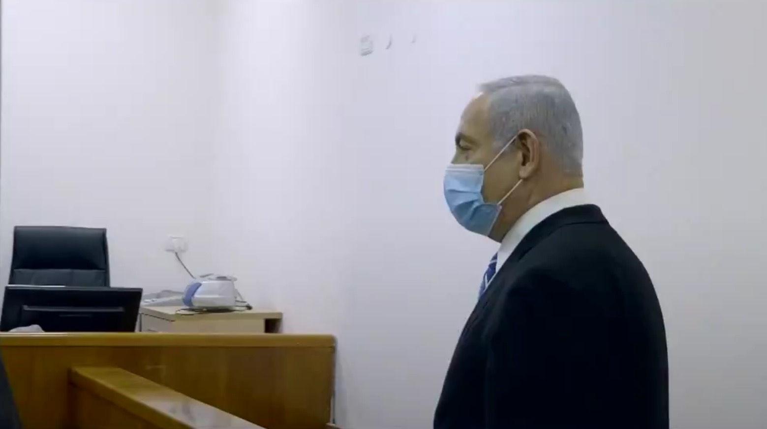 Netanjahu elutasította az ellene felhozott korrupciós vádakat