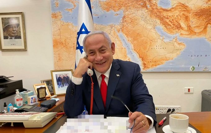 Joe Biden első alkalommal beszélt megválasztása óta Netanjahuval