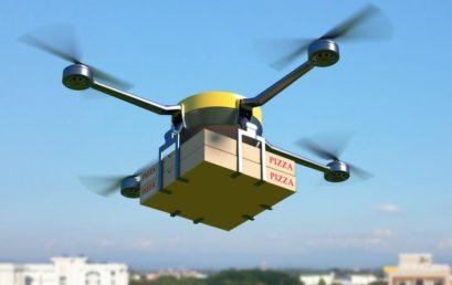 Nyáron már drónokkal szállíthat pizzát Izraelben a Pizza Hut