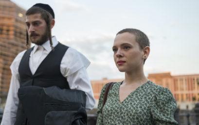 Először jelöltek Golden Globe-díjra izraeli színésznőt