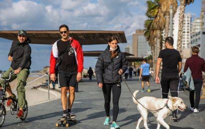 Tel-Aviv a világ hatodik legegészségesebb városa