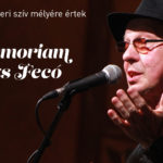 Keserű 70: Balázs Fecó a Dohány zsinagógában (videó)