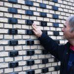 A BZSH és a Dohány körzet támogatásával fejezik be a békéscsabai holokauszt emlékfalat
