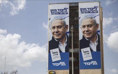 Netanjahu erősödését jelzik a közvélemény-kutatások a jövőheti választások előtt