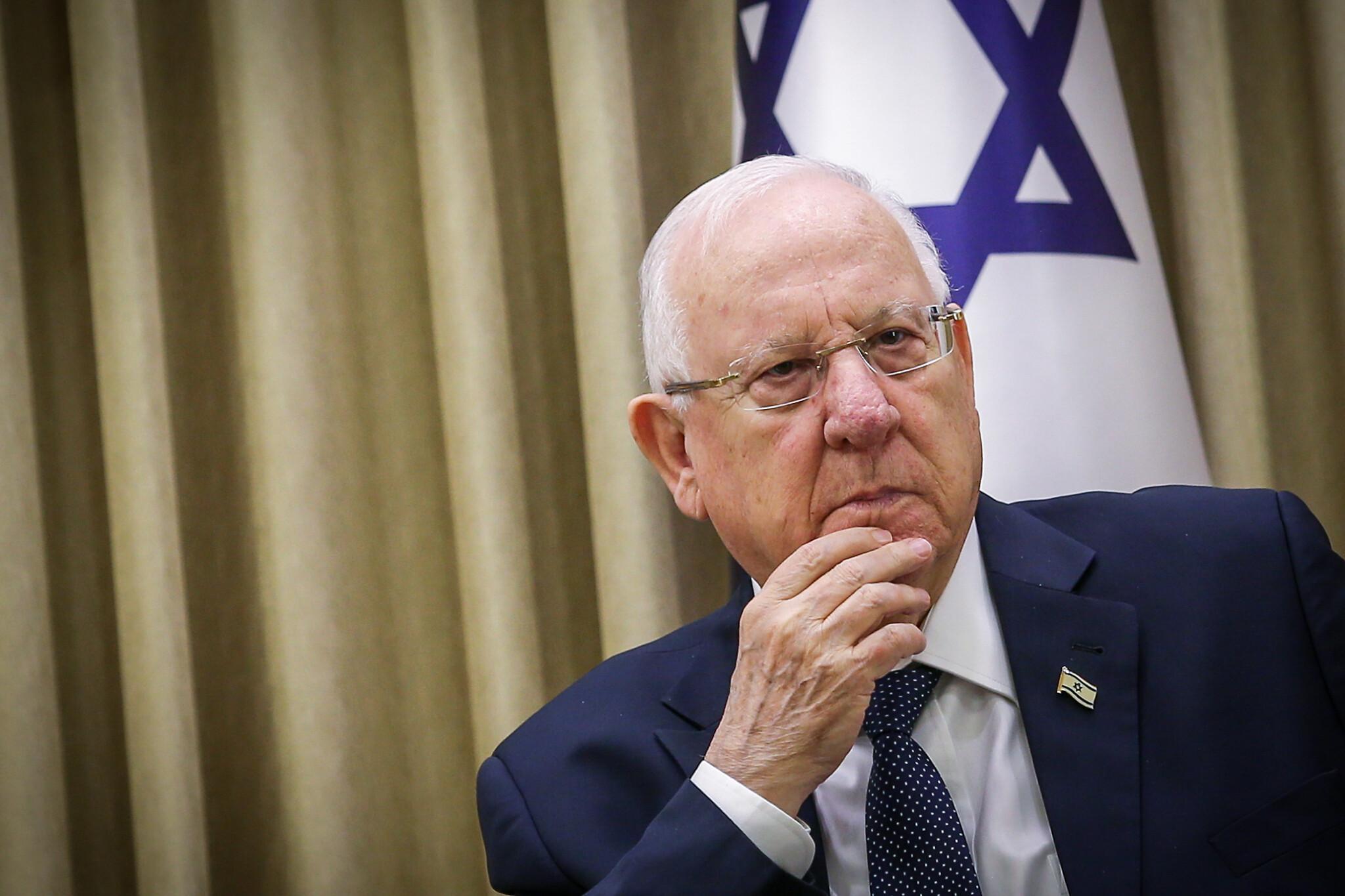 Szokatlan együttműködést sürget a politikai holtpont megszüntetése érdekében az izraeli államfő