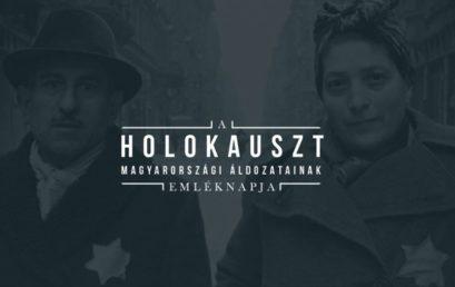 Online ismeretterjesztő programok és megemlékezés lesz a holokauszt magyarországi áldozatairól