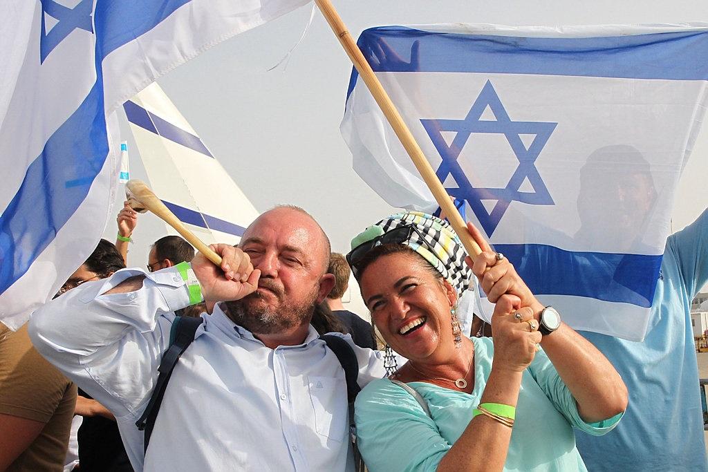Évről-évre emelkedik Izrael lakosságának száma